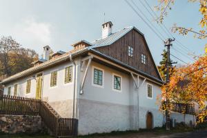 Starý dom po rekonštrukcii